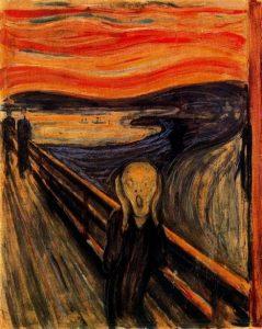نقاشی جیغ